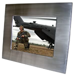 COTS NEMA 4X Stainless Steel Panel Mount Monitors