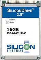 SiliconDrive 2.5""