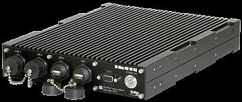 Rugged low-cost M-Max HR 1U GX system