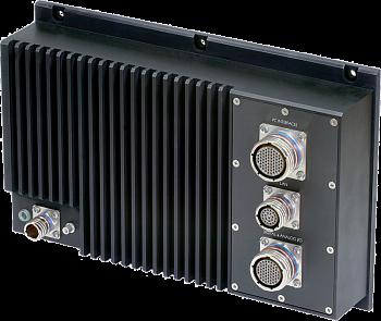 Rugged Industrial Computer M-Max VI PR7
