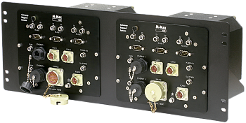 Rugged Industrial Error-Free Computer System for Railroad Applications M-Max 400 USO-U